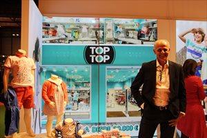Charanga y Top Top, dos marcas de ropa que buscan seguir creciendo en EXPOFRANQUICIA 2018