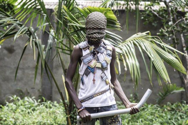 Niños soldado en República Centroafricana