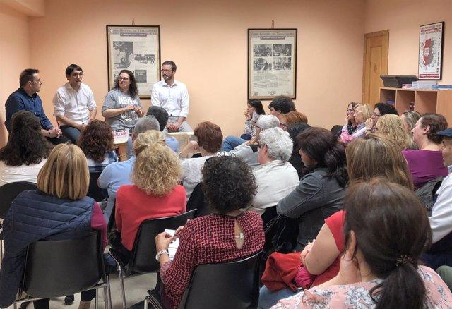 Negueruela asegura que el Govern acabará la legislatura con mejores salarios para el 50% de los trabajadores de Baleares