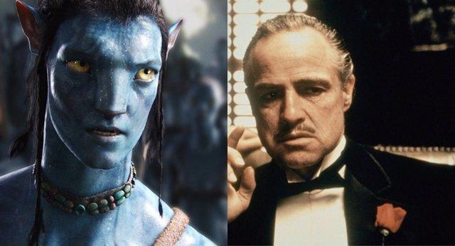 Avatar y El Padrino