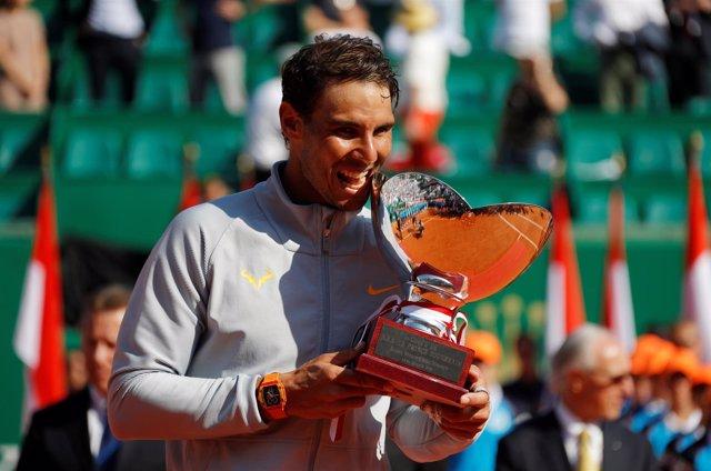 Nadal: 'Tuve momentos difíciles durante los últimos cinco meses, este trofeo es especial'
