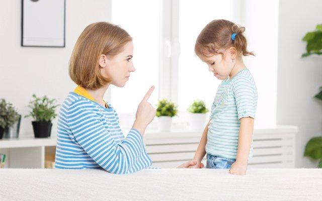Situaciones en las que los padres deben decir no a sus hijos