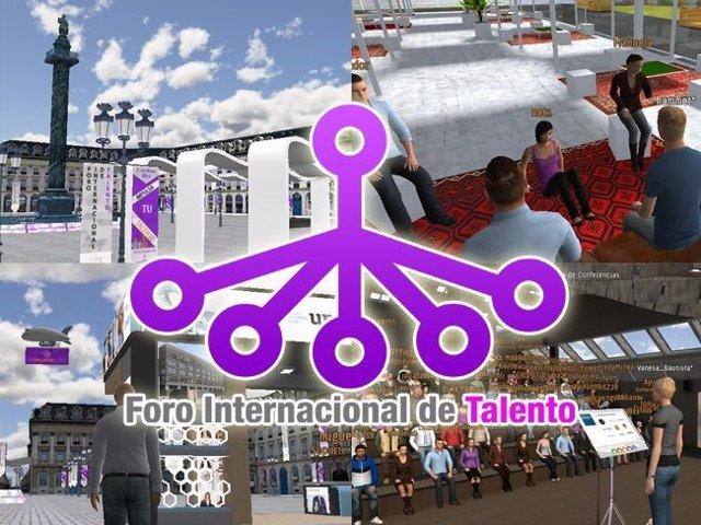 Primer Foro Internacional del Talento en 3D