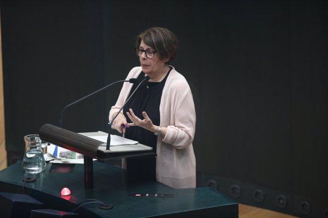 La delegada de Medio Ambiente en el Ayuntamiento de Madrid, Inés Sabanés