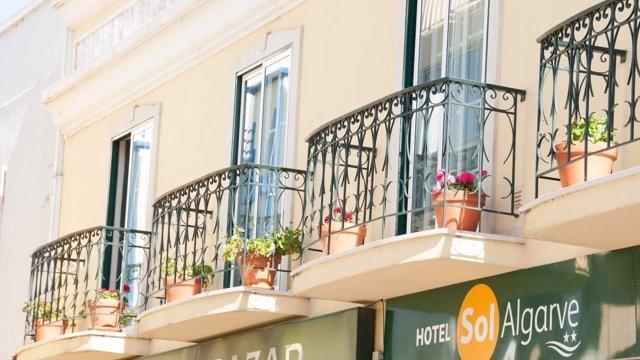 Hotel Sol Algarve en Portugal