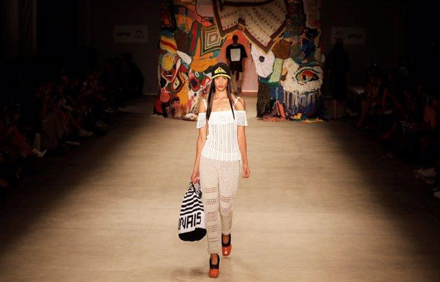 Semana de la Moda en Sao Paulo