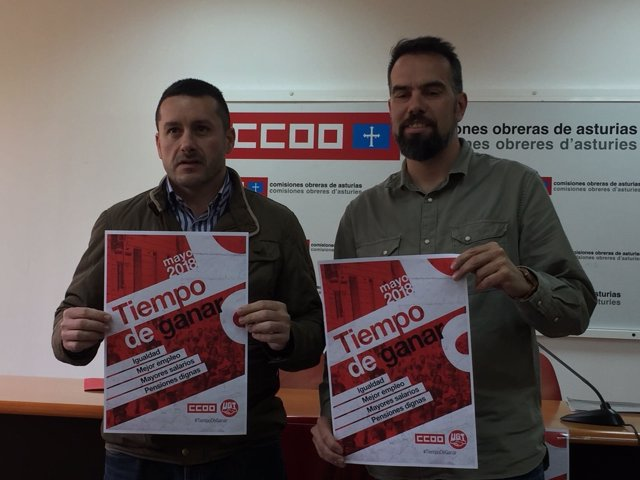 José Manuel Zapico y y Javier Fernández Lanero