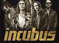 Incubus presentaran nou disc a l'agost a Madrid i Barcelona (LIVE NATION)