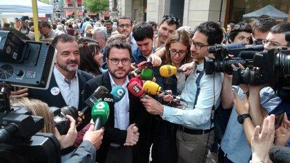 """ERC reclama a JxCat que proponga una fórmula para una """"investidura efectiva"""""""