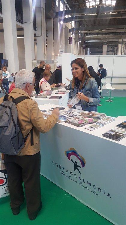 La gastronomía de 'Costa de Almería' seduce al mercado catalán en la Feria 'B-Travel'