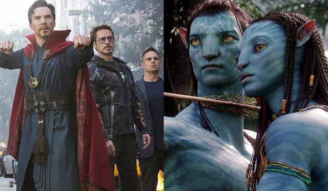 Vengadores: Inifnity War/Avatar