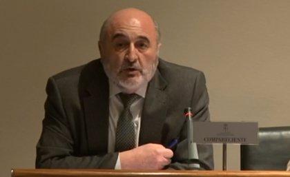 """Llamazares (IU) lamenta que Viejo """"obligue"""" al parlamento asturiano a abrir expediente para cesarle"""