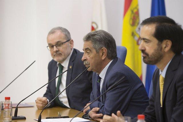 Presentación del reconocimiento de la UE al IH Cantabria
