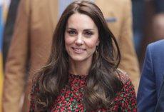 La duquessa de Cambridge dona a llum al seu tercer fill (KATE MIDDLETON/CORDON PRESS - Archivo)