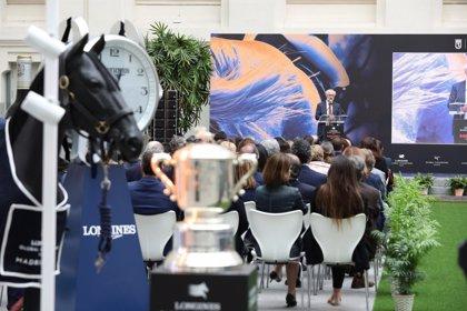 Madrid vuelve a acoger en mayo a la élite mundial de la hípica en el Concurso Internacional de Saltos