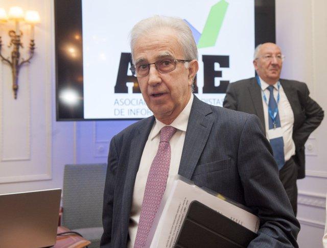 Javier Alonso, subgobernador del Banco de España