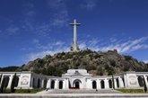 Foto: Patrimonio no deja entrar en el Valle de los Caídos a los familiares de los cuerpos que serán exhumados