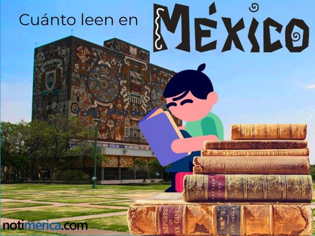 ¿Cuánto Leen En México?
