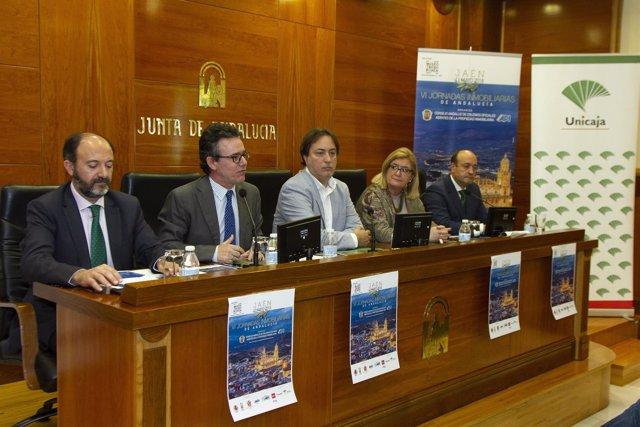 Presentación de las VI Jornadas Inmobiliarias de Andalucía