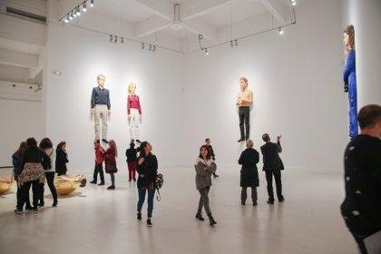 La exposición del alemán Stephan Balkenhol en el CAC Málaga recibe casi 40.000 visitas