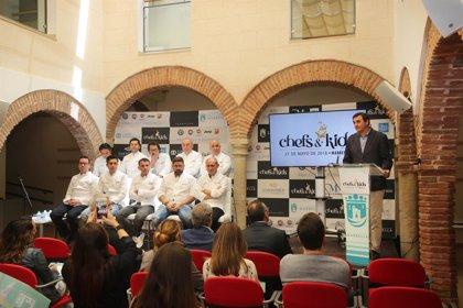 Más de 40 estrellas Michelin se cita en Marbella el 21 de mayo en 'Chefs & Kids', a favor de Aldeas Infantiles