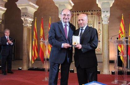 """Luis Alegre dice que Aragón, """"cuna de genios"""", atraviesa un periodo """"exuberante"""" culturalmente"""