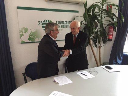 Farmacéuticos Sin Fronteras y la Academia Iberoamericana de Farmacia para impulsar el Proyecto Boticarios