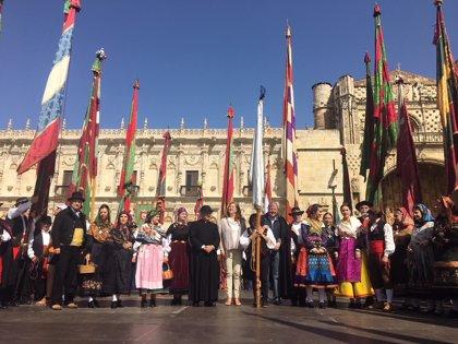 León presume de tradiciones e historia en su II Encuentro de Etnografía y Folklore
