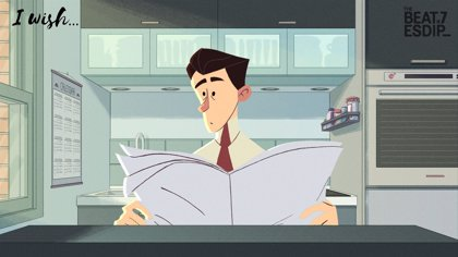 'I wish...', el corto de animación que reflexiona sobre tendencia de dejar los sueños por priorizar responsabilidades