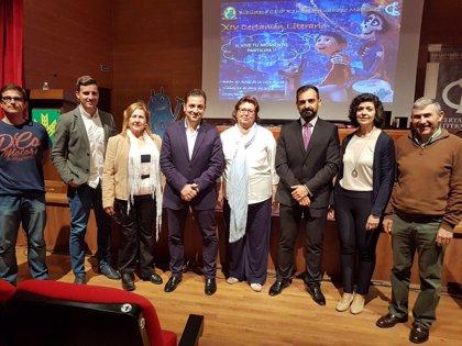 La Junta entrega los premios del certamen literario del CEIP Ramón Hernández de Cañete de las Torres