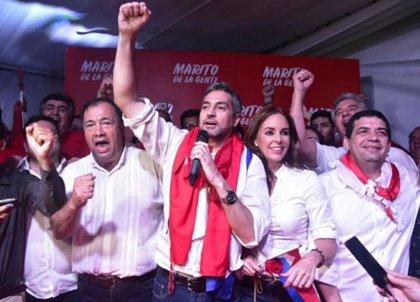 Rajoy confía en profundizar en la relación con Paraguay tras la elección de Abdo Benítez