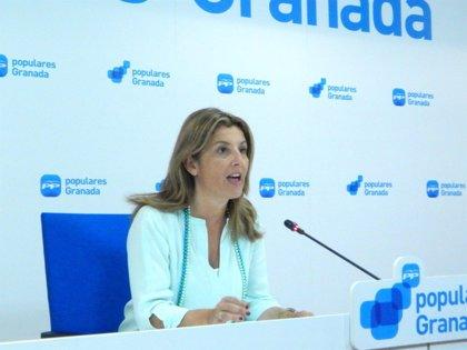 """El PP de Granada acusa a la Junta de instalar una sanidad de """"bajo coste"""""""