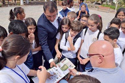 Lanzan una campaña para fomentar el conocimiento y protección de las aves del Palmetum