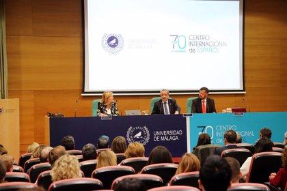 El Centro Internacional de Español de la UMA celebra su 70 aniversario con la Semana Cervantina