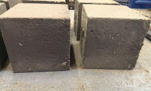 Nuevo hormigón con grafeno