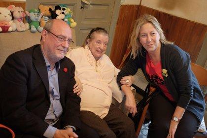 Munté (PDeCAT) propone mejorar las condiciones de vida de los ancianos en Barcelona