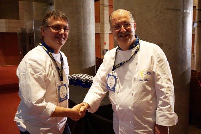 El chef Andoni Luis Aduriz sucede a Pedro Subijana al frente de Euro-Toques.