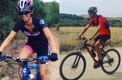 Dos afectados de Esclerosis Múltiple correrán este sábado la Orbea Monegros