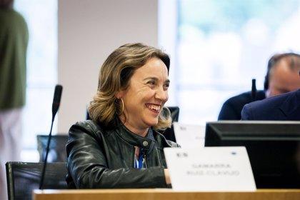 """Gamarra afirma que municipios europeos deben """"garantizar equilibrio entre flexibilidad y seguridad del mercado laboral"""""""