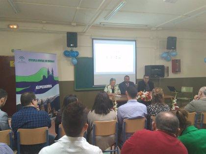 La Escuela Oficial de Idiomas Alpujarra de Órgiva celebra su décimo aniversario