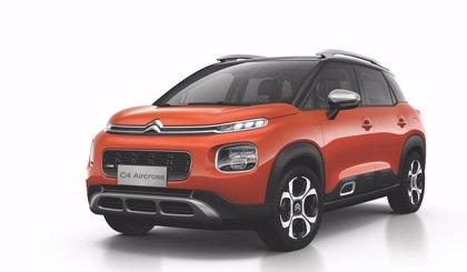 Citroën presenta en primicia mundial el nuevo C4 Aircross en el Salón de Pekín