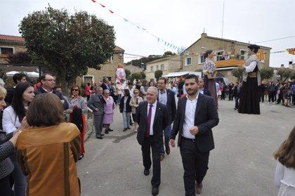 """El presidente de la Diputación de Huesca reclama un currículo educativo que contemple """"el valor del medio rural"""""""