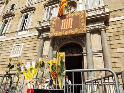 """Los presos soberanistas felicitan un Sant Jordi """"diferente"""" por su encarcelamiento"""