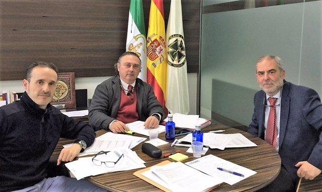 Reunión Colegio de Dentistas de Cádiz