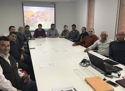 Regantes piden a la CHG agua para el riego de 3.500 hectáreas en Baza y Caniles (Granada)