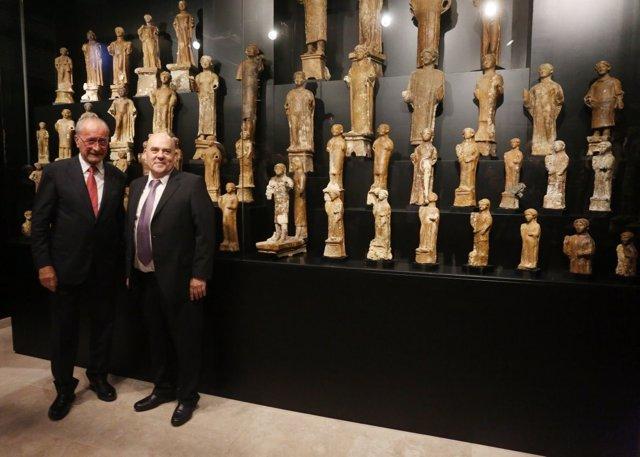 Inauguración de la colección fenicia