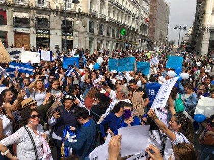 CSIF denuncia la ausencia del embajador español en Nicaragua durante las protestas y pide un protocolo para emergencias