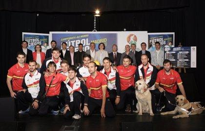 Turquía, principal rival de España en su grupo del Mundial de fútbol para ciegos