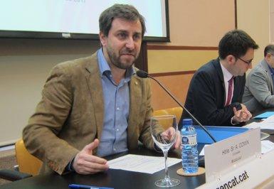 "Comín diu que investir Puigdemont pot no ser ""l'únic pla"" (Europa Press - Archivo)"