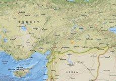 Un terratrèmol de magnitud 5,1 deixa 39 ferits al sud-est de Turquia (USGS)